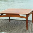 Table basse scandinave années 50