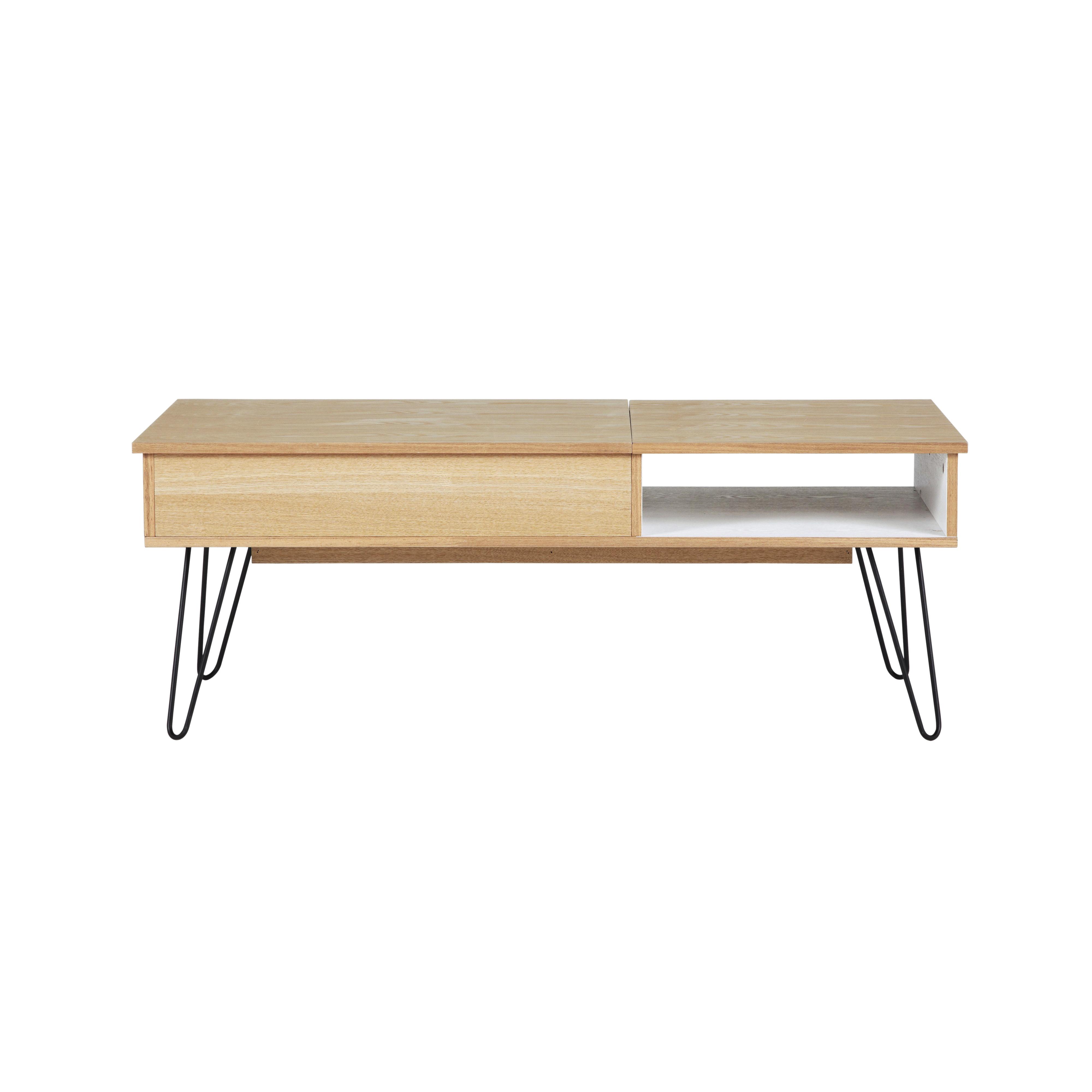 Maison Du Monde Table Basse Bois Metal Mobilier Design