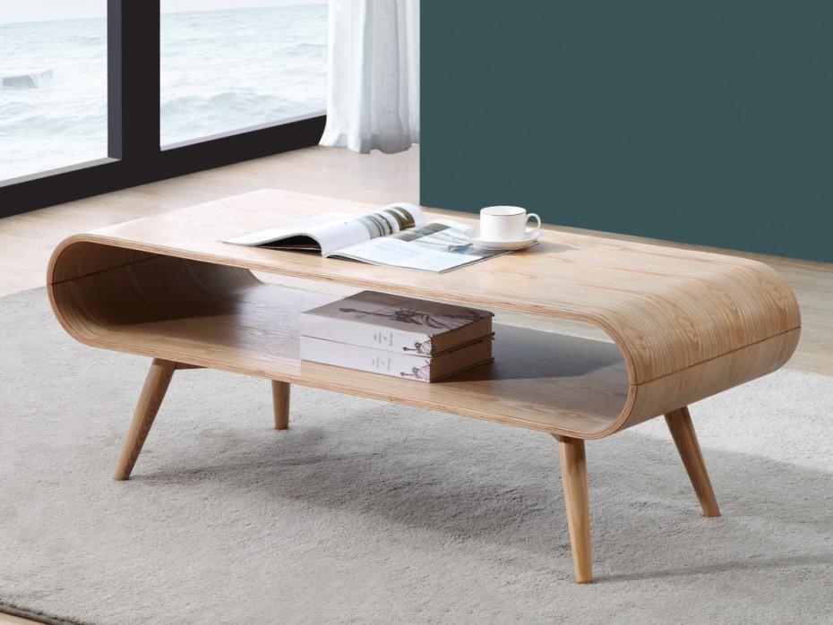 Table basse scandinave vente unique