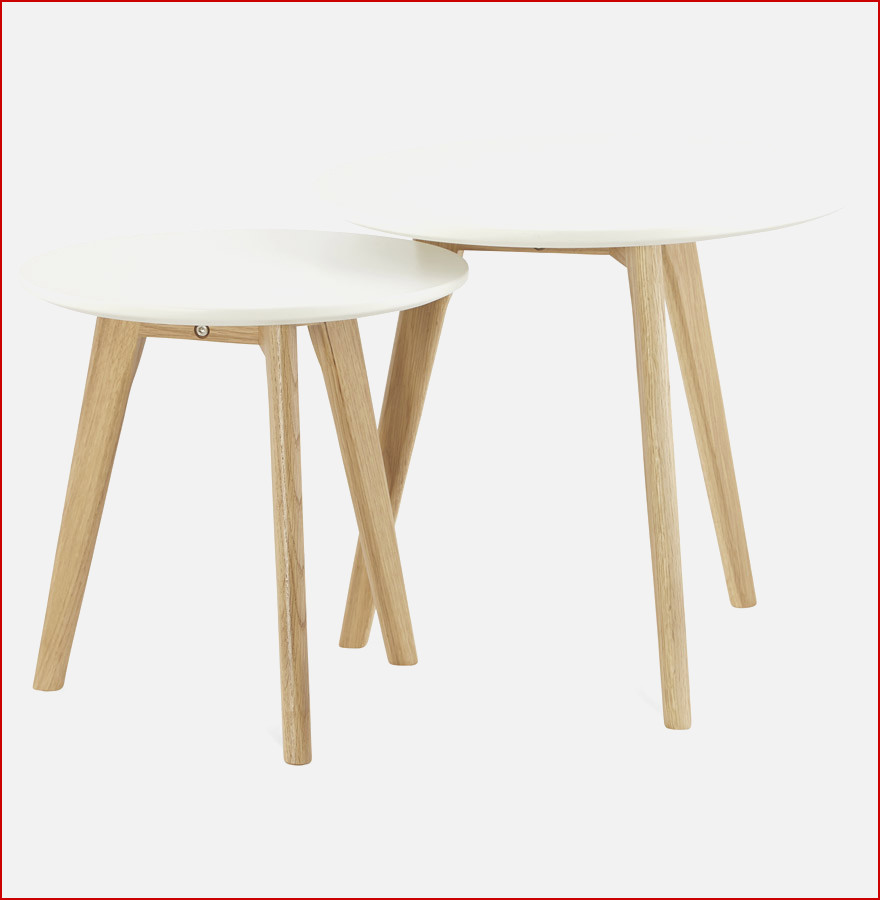 Table basse scandinave pas chers