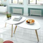 Table basse design pas cher amazon