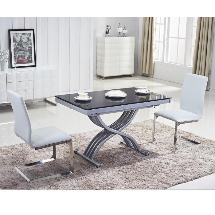 Table basse relevable ego design