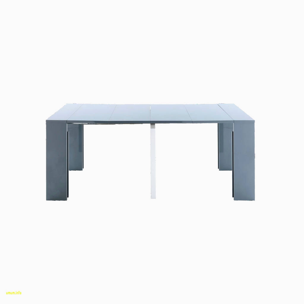 Table basse relevable camping