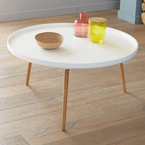 Plateau table basse scandinave