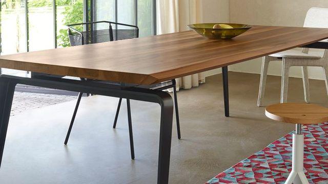 Cinna table basse bois