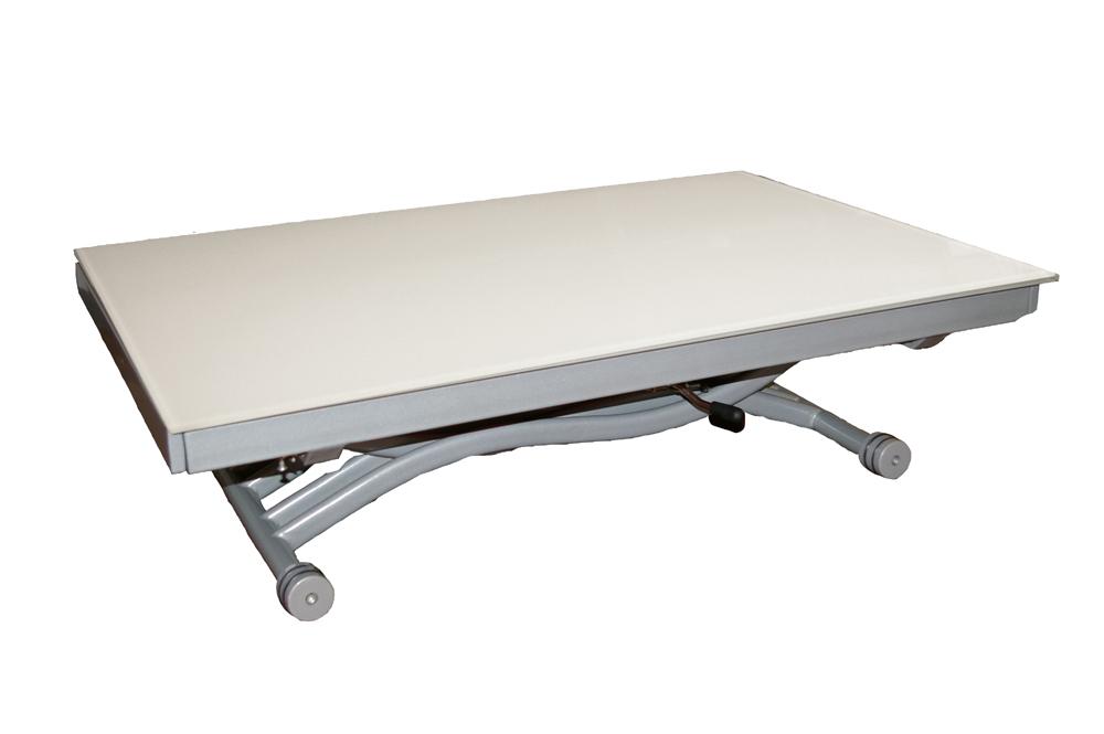 Table basse pliable et relevable